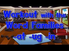 35 Best Word Families Images Word Families Phonics Song
