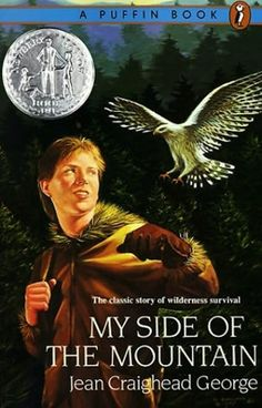 My Side of the Mountain by Jean Craighead George | 35 Childhood Books You May Have Forgotten About
