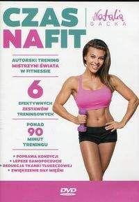 Czas na fit - Natalia Gacka DVD - tylko 23,53 zł :)