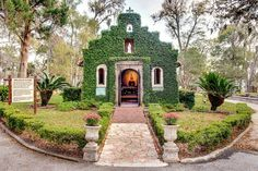They're open year round, and there's probably one very close toyou. Make plans for a pilgrimage today.  Alabama Ave Maria Grotto and St. Bernard Abbey In the South Eastern United…