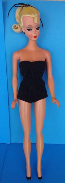 Bild Lilli... TheBild Lilli Dollwas a Germanfashion dollproduced from 1955 to 1964, based on the comic-strip character Lilli. She is the predecessor ofBarbie.