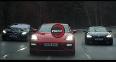 Neue Porsche Panamera Turbo stellt sich BMW M6 und Mercedes-AMG S63 BMW BMW M6 BMW Videos Mercedes S63 AMG Mercedes Videos Porsche Porsche Panamera Porsche Videos