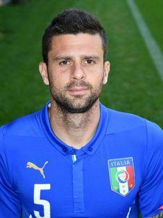 Thiago Motta maglia numero 5 dell'Italia ai Mondiali 2014
