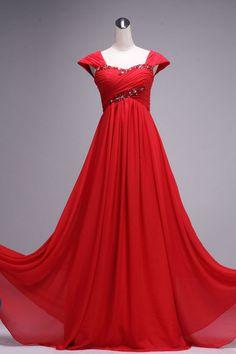 2012 Spring Style Sheath / Column Paillette Sleeveless Floor-length Chiffon Prom Dresses / Evening Dresses $169.00