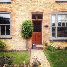 Shabby and Charme: Un elegantissimo cottage inglese