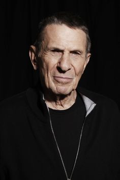Leonard Simon Nimoy (March 26, 1931 – February 27, 2015) was an American actor, film director, poet, singer and photographer. Nimoy was best known for his role as Spock in the original Star Trek series (1966–69), and in multiple film, television and video game sequels.