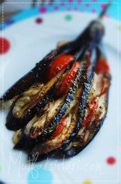 Patlıcan Dilme (Yalancı İmam Bayıldı) – Sebze yemekleri – Las recetas más prácticas y fáciles