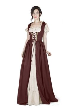 Medieval Wench Kinda Thing Going On