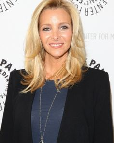 Lisa Kudrow Hairstyle | Hairstyle Celebrity | Celebrity Hairstyles