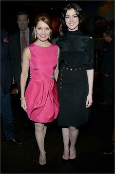 The New York Women's Foundation: Private Dinner and Screening of Song One. Guests photo gallery.