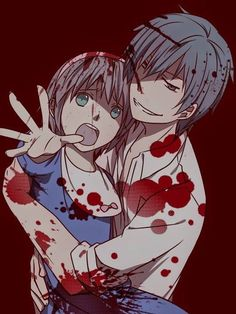 Bloody anime Corpse Party