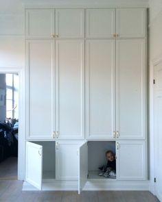 New Linen Closet Cabinet Bedrooms 31 Ideas Bedroom Closet Design, Wardrobe Design, Closet Designs, Wardrobe Doors, Bedroom Wardrobe, Built In Wardrobe, Hallway Closet, Build A Closet, The Design Files