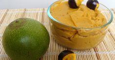 helado de lúcuma hecho en casa