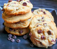 This Woman Cooks!: Classic Chocolate Chip Cookies