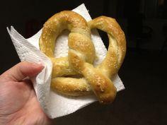 Pretzels! Food network recipe