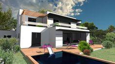 Maison individuelle Ossature bois - 44 Orvault - ,  - 2013