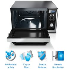 27 home appliance microwave ovens