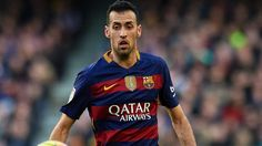 Sergio Busquets Signs New Five-year-deal With Barcelona