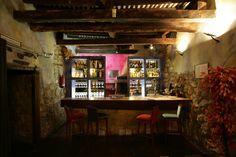 Cafeteria - Posada Real la Casa del Abad de Ampudia, Hotel Spa - un hotel con encanto situado en un palacete del siglo XVI en Ampudia, Palencia www.casadelabad.com