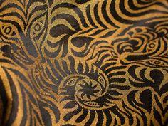 Oscha - Raja Zola Wrap 50% golden hemp, 50% cotton. Medium weight. Approx. 230gsm - £137.00 Size 7