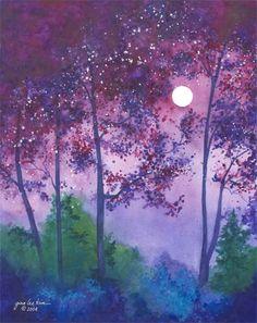 Full-Moon Gina Lee Kim