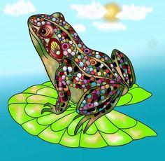 572 Fantastiche Immagini Su Rane Frogs Amphibians E Reptiles