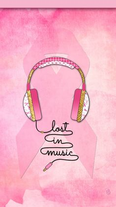 Music is life 🎶 pink music wallpaper, iphone wallpaper, custom wallpaper, cellphone wallpaper Pink Music Wallpaper, Custom Wallpaper, Screen Wallpaper, Cool Wallpaper, Wallpaper Quotes, Wallpaper Backgrounds, Cellphone Wallpaper, Iphone Wallpaper, Phrase Cute