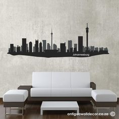 This vinyl wall decal comes in a few sizes and various colours. Wall Decor, Wall Art, Vinyls, Restaurant Design, Vinyl Wall Decals, Classroom Decor, Murals, Art Ideas, Lounge