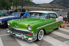 1956 Chevrolet...Brought to you by Agents of #CarInsurance at #HouseofinsuranceEugene