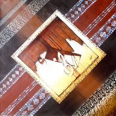 Artwork >> Hourouf Kamal >> ground  #artwork, #masterpiece, #painting