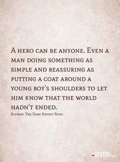 #batman #quote