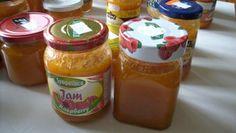 Letní zavařování – Domácí marmeláda