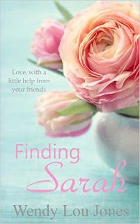 With Love for Books: Finding Sarah by Wendy Lou Jones - Interview & Giveaway