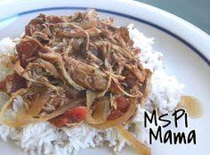 MSPI Mama: Balsamic Chicken