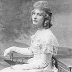 """Roberta Elizabeth Mary Maioni (known as """"Cissy"""") was a maid traveling 1st class on the Titanic with her employer, Countess Lucy Rothes. Roberta fell in love with steward who was working on the ship. On the night of the sinking, he gave her his life jacket, helped her into a lifeboat and pressed his official White Star liner badge into her hand, before going down with the ship. The real Jack & Rose?"""