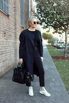 HAPPILY IN ALL BLACK