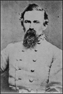 Confederate Brigadier General George Pierce Doles was killed while inspecting his troops at the Battle of Cold Harbor on June 2nd 1864.