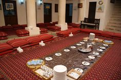 Courtyard at the Sheikh Mohammed Center for Cultural Understanding Sheikh Mohammed, Lets Get Lost, Dubai, Travel Tips, Adventure, Table Decorations, Home Decor, Voyage, Decoration Home