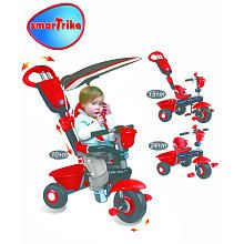 Smart Trike - Red/Black - $110