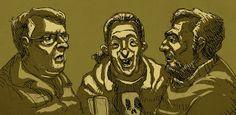 MundoDibujado: Tres hermanos / Three brothers