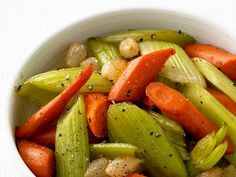 Glazed Vegetables from #FNMag #Veggies #MyPlate