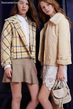 awesome See by Chloe Resort '16 look book