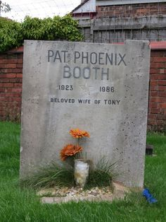 """Patricia Phoenix -- Actress. She was the larger than life 'Elsie Tanner' on """"Coronation Street."""" Portraying the strong, big hearted """"loose woman,"""" who really wasn't. She was a consummate stage actor and one of the most popular characters in the history of """"the Street."""" Pat had a disastrous audition for the role of 'Elsie Tanner' in August 1960, but she had that something that the producers needed, and she remained in that role 23 years."""