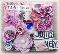 Visible Image Pink Blog Hop