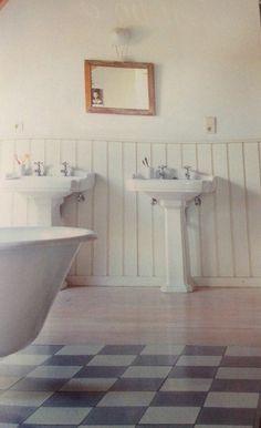 un bagno tradizionale