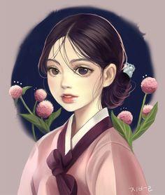 Gorgeous Anime Korea, Korean Anime, Korean Art, Manga Anime, Anime Art, Illustrations, Illustration Art, Devian Art, Thai Art