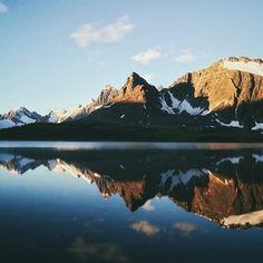Amethyst Lake, Jasper National Park