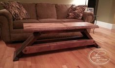 Handcrafted barn wood rafter bench Find us at Signature ReFind Salvage on Facebook at https://www.facebook.com/pages/Signature-ReFind-Salvage/239640119542525?fref=ts