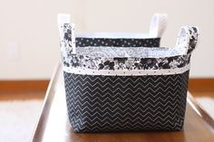 Tuxedo // Divided Basket #kollabora #crafts