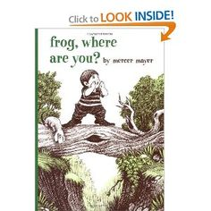 Frog, Where Are You? (Boy, Dog, Frog) wordless book